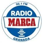 Logo da emissora Radio Marca Granada 96.1 FM