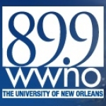 Logo da emissora Radio WWNO HD3 89.9 FM