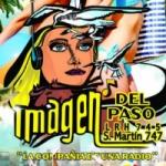 Logo da emissora Radio Imagem del Paso 105.5 FM