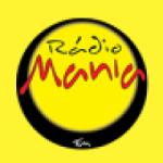 Logo da emissora Rádio Mania 91.5 FM