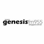 Logo da emissora Gênesis FM