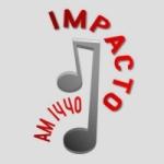 Logo da emissora Radio Impacto 1440 AM