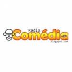 Logo da emissora Rádio Comédia