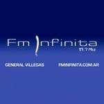 Logo da emissora Radio Infinita 89.7 FM
