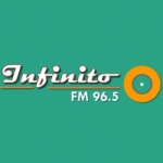 Logo da emissora Radio Infinito 96.5 FM