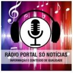 Logo da emissora Rádio Portal Só Notícias