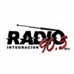 Logo da emissora Radio Integración 90.5 FM