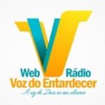 Logo da emissora Rádio Voz do Entardecer