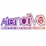 Logo da emissora Alternativa FM Floriano