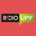 Logo da emissora Rádio UPF 90.7 FM