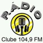 Logo da emissora Rádio Clube 104.9 FM