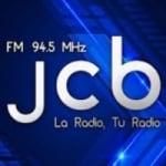 Logo da emissora Radio JCB 94.5 FM