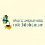 Logo da emissora Rádio Clube do Baú