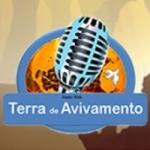 Logo da emissora Rádio Terra de Avivamento
