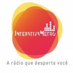 Logo da emissora Interativa Metro