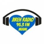 Logo da emissora Radio Jireh 95.3 FM