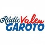 Logo da emissora Rádio Valeu Garoto