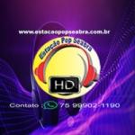Logo da emissora Estação Pop de Seabra