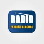 Logo da emissora Rádio Estadão Alagoas