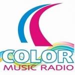 Logo da emissora Color Music Rádio 90.7 FM