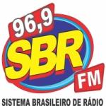 Logo da emissora SBR - Sistema Brasileiro de Rádio