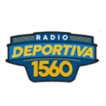 Logo da emissora Radio Deportiva 1560 AM