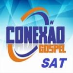 Logo da emissora Rádio Conexão Gospel Sat