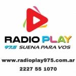 Logo da emissora Radio Play 97.5 FM
