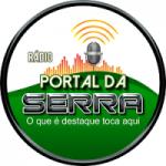 Logo da emissora Rádio Portal da Serra