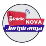 Logo da emissora Rádio Nova Juripiranga