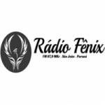 Logo da emissora Rádio Fênix 87.9 FM