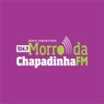 Logo da emissora Rádio Morro Da Chapadinha 104.9 FM