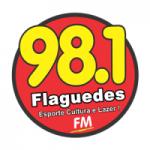 Logo da emissora Flaguedes Web Rádio