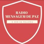Logo da emissora Rádio Mensagem de Paz