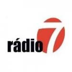 Logo da emissora Radio 7 107.5 FM