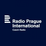 Logo da emissora Radio Prague International