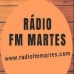 Logo da emissora Rádio FM M Artes