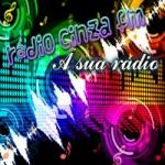 Logo da emissora Rádio Cinza