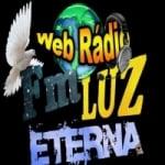 Logo da emissora Rádio FM Luz Eterna