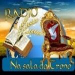 Logo da emissora Rádio Na Sala do Trono