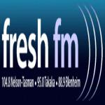 Logo da emissora Fresh 95.4 FM