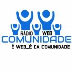 Logo da emissora Rádio Web Comunidade