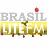 Logo da emissora Rádio Lite FM Brasil