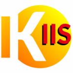 Logo da emissora Rádio Kiis FM Brasil