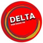 Logo da emissora Rádio Web Delta FM