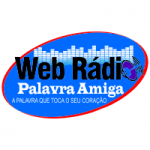 Logo da emissora Web Rádio Palavra Amiga