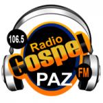 Logo da emissora Rádio Gospel Paz FM