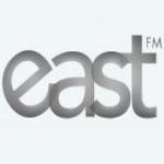 Logo da emissora East 100.5 FM