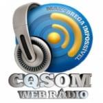 Logo da emissora Cqsom Web Rádio