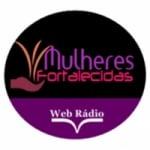 Logo da emissora Rádio Mulheres Fortalecidas